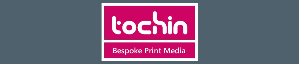 Tochin bespoke print media design