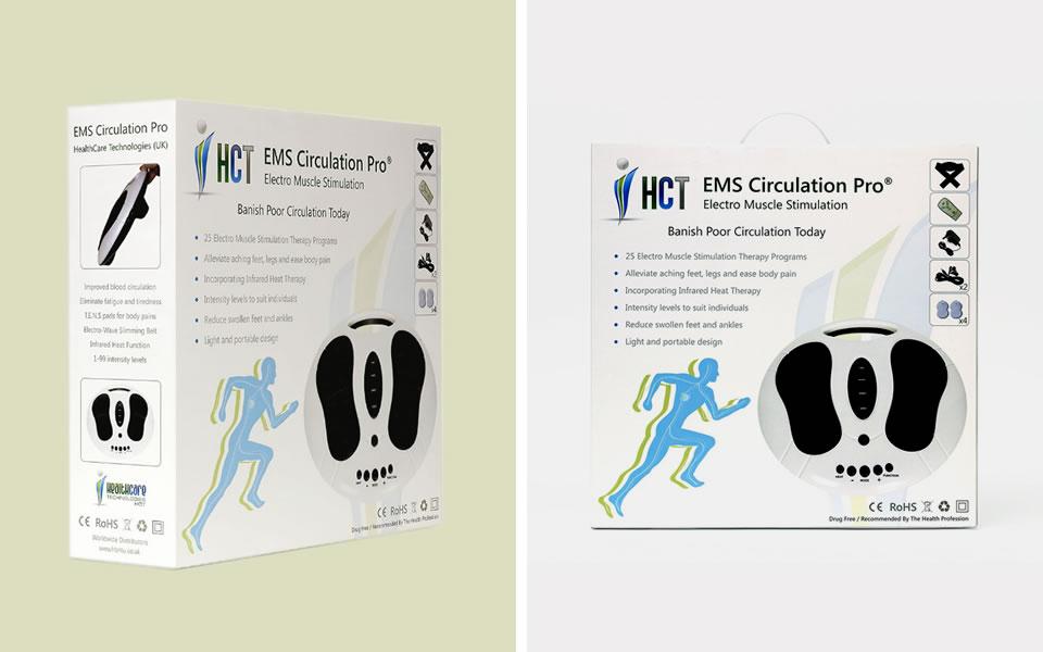 Bespoke product packaging design