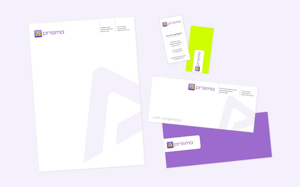 Bespoke print media stationery